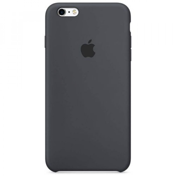 Чехол-накладка Apple iPhone 6S Plus Silicone Case Charcoal Gray MKXJ2