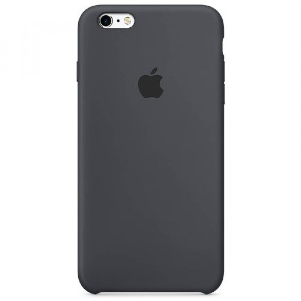 Чехол-накладка Apple iPhone 6S Silicone Case Black MKY02