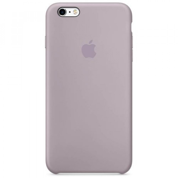 Чехол-накладка Apple iPhone 6S Plus Silicone Case Lavender MLD02