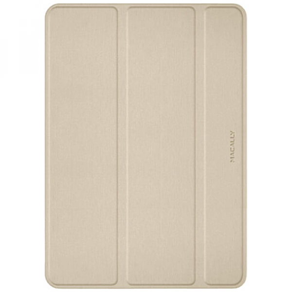 Чехол-книжка Macally Protective Case and stand for iPad Pro 2 10.5'' Gold (BSTANDPRO2S-GО)