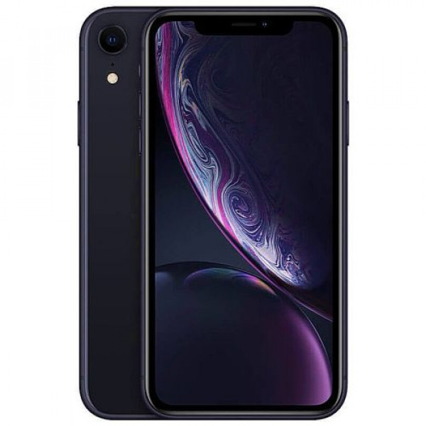 iPhone Xr 128GB Black Dual Sim (MT192)