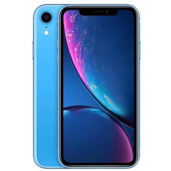 iPhone Xr 128GB Blue Dual Sim (MT1G2)