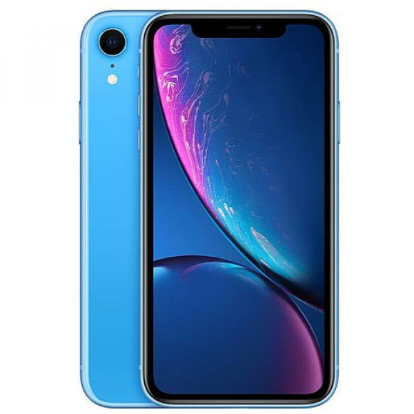 iPhone Xr 256GB Blue Dual Sim (MT1Q2)