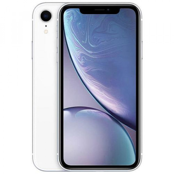iPhone Xr 128GB White Dual Sim (MT1A2)