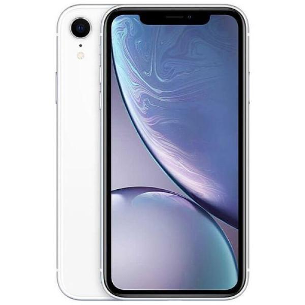 iPhone Xr 256GB White Dual Sim (MT1J2)