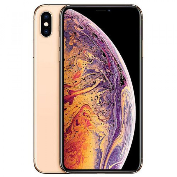 iPhone Xs Max 64GB Gold Dual Sim (MT732)