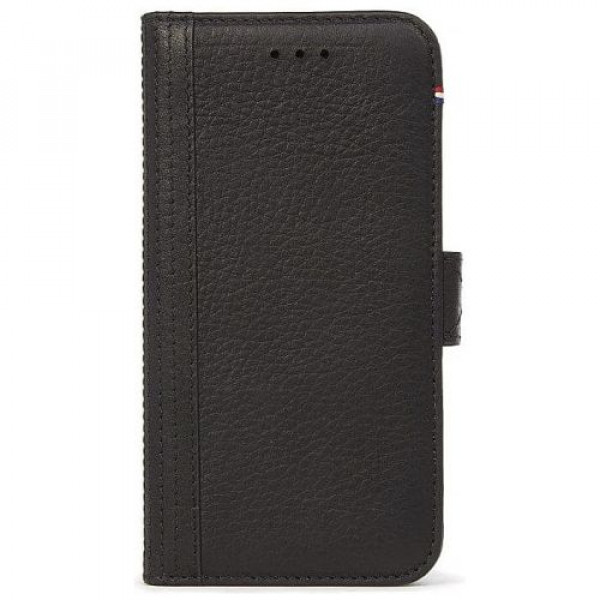 Чехол-книжка Decoded Leather Wallet Black for iPhone 7/8 (D6IPO7WC3BK)