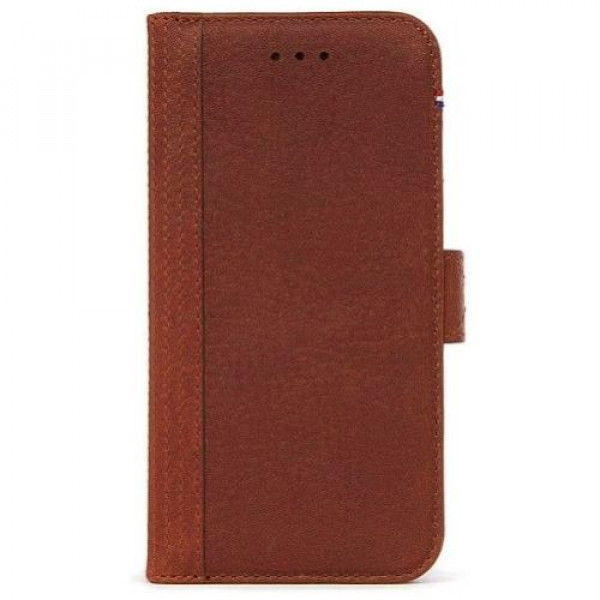 Чехол-книжка Decoded Leather Wallet Brown for iPhone 7/8 (D6IPO7WC3CBN)