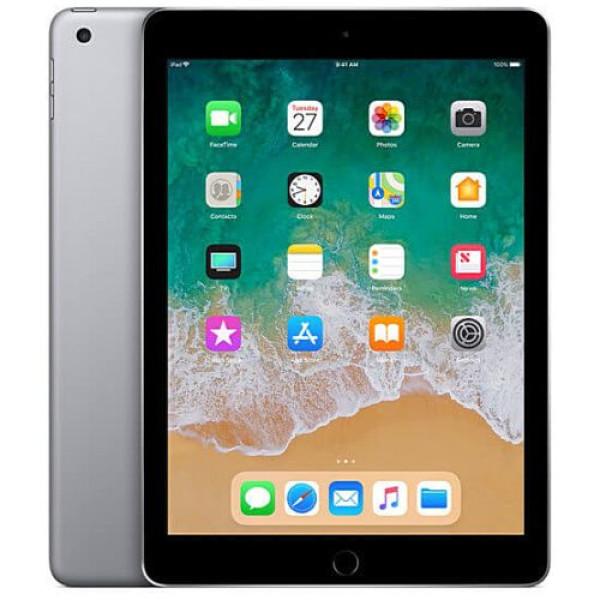 iPad Wi-Fi + Cellular 32GB Space Gray 2018 (MR6Y2)