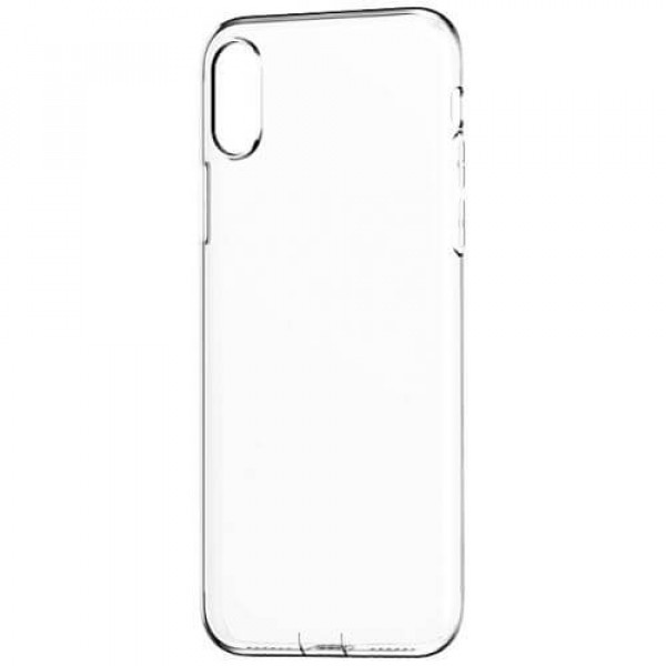 Чехол-накладка Devia для iPhone XS/X Naked Case Clear