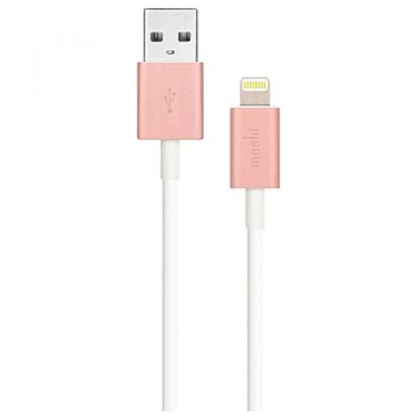 Кабель Moshi Lightning to USB Cable Golden Rose (1m) (99MO023251)