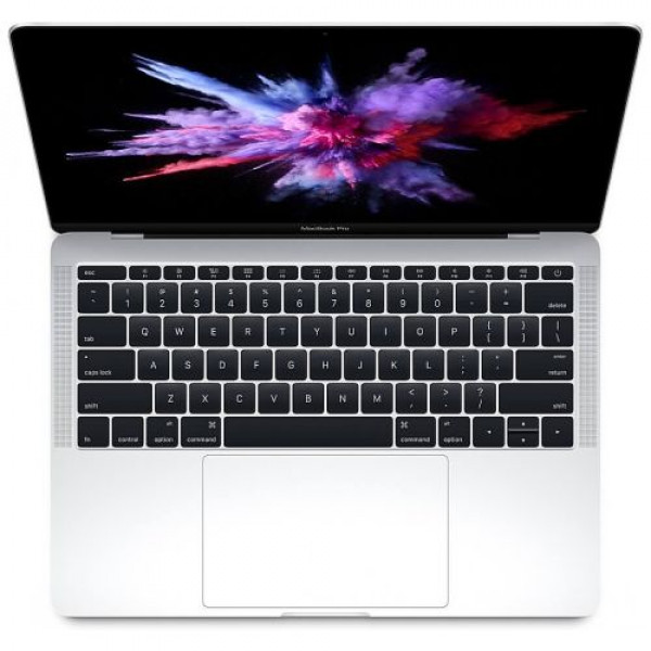 MacBook Pro 13'' 2.3GHz 256GB Silver (MPXU2) 2017