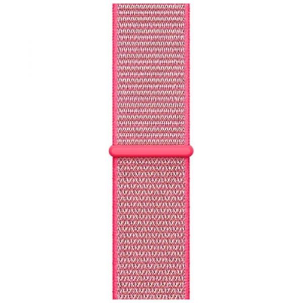 Ремешок Apple Watch 38/40mm Hot Pink Sport Loop (MRHR2)