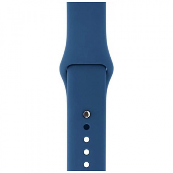 Ремешок Apple Watch 38mm Ocean Blue Sport (MNJ22)