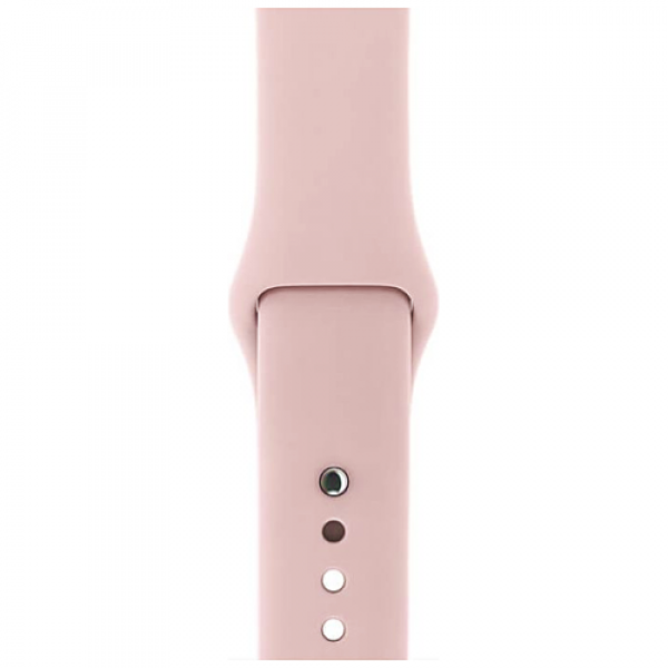 Ремешок Apple Watch 38/40mm Pink Sand Sport Band (MNJ02)