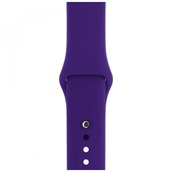 Ремешок Apple Watch 38/40mm Ultra Violet Sport Band (MQUJ2)