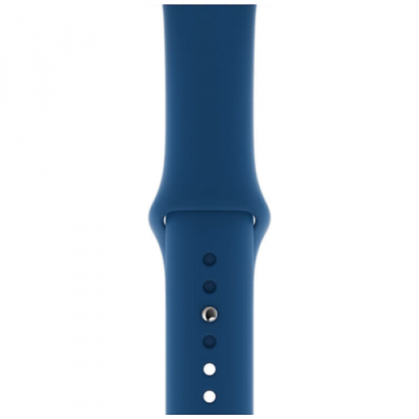 Ремешокм Apple Watch 44mm Blue Horizon Sport Band S/M & M/L (MTPR2)