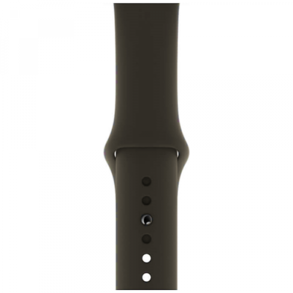 Ремешок Apple Watch 44mm Black Sport Band (MTPL2)