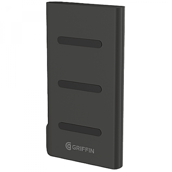 Внешний аккумулятор Griffin Reserve Wireless Charging (Tx) Power Bank 5000mAh Black (GP-023-BLK)
