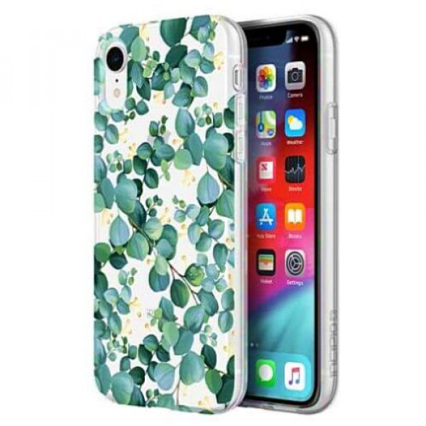 Чехол-накладка Incipio Design Series Classic for iPhone XR Eucalyptus (IPH-1756-EUC)