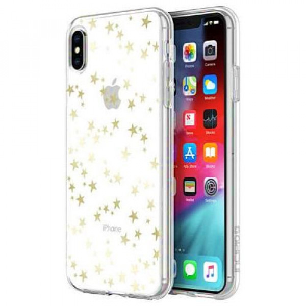 Чехол-накладка Incipio Design Series Classic for Apple IPhone XS Max Stars (IPH-1765-STA)