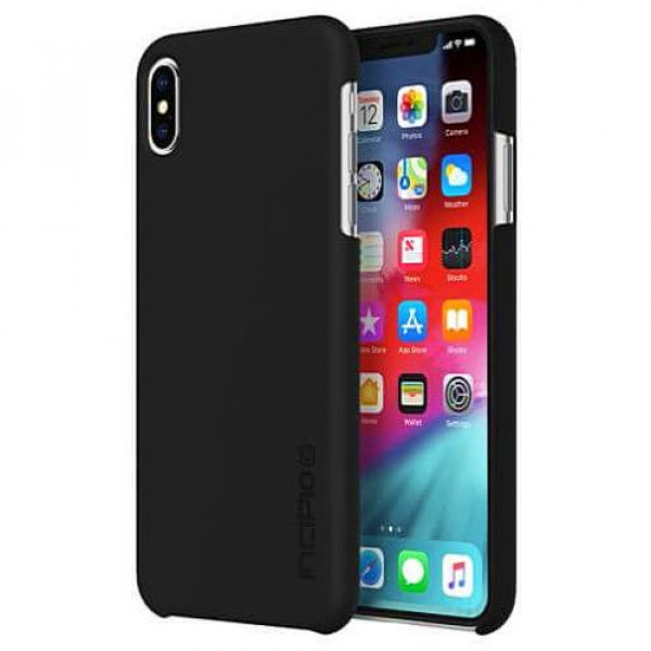 Чехол-накладка Incipio Feather for iPhone XS Max Black (IPH-1762-BLK)