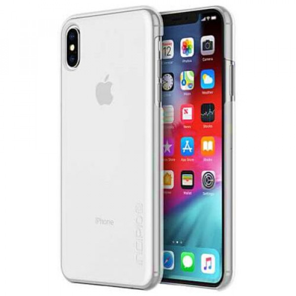 Чехол-накладка Incipio Feather for Apple IPhone XS Max Clear (IPH-1762-CLR)