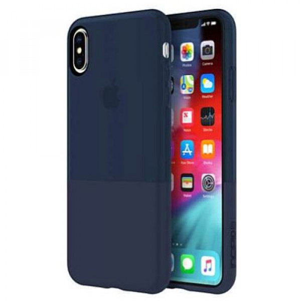 Чехол-накладка Incipio NGP for iPhone XS Max Blue (IPH-1760-BLU)