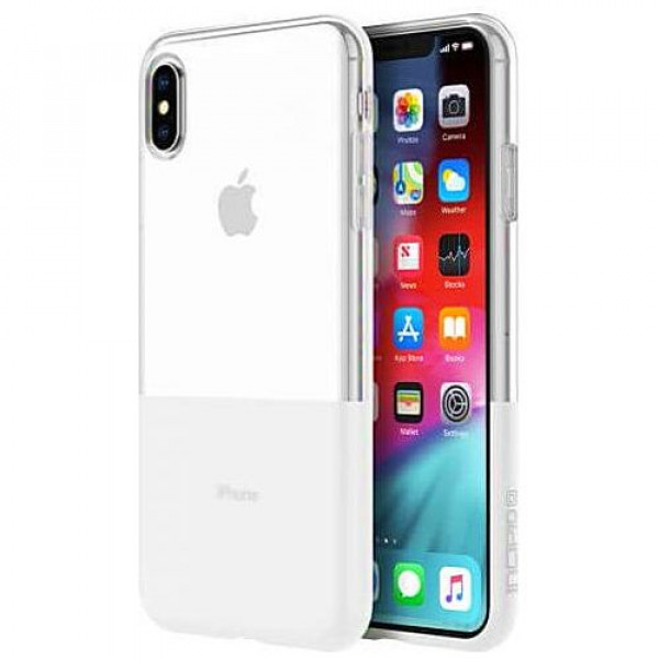 Чехол- накладка Incipio NGP for iPhone XS Max Clear (IPH-1760-CLR)