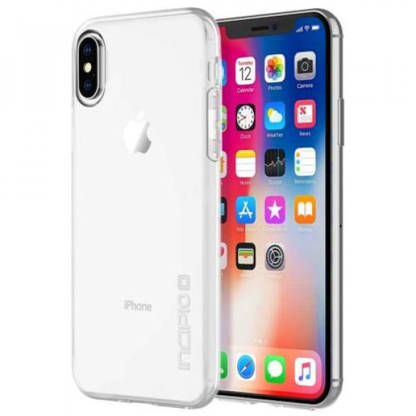 Чехол-накладка Incipio NGP Pure for Apple iPhone X - Clear (IPH-1630-CLR)