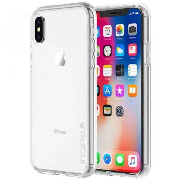Чехол-накладка Incipio Octane Pure for Apple iPhone X - Clear (IPH-1638-CLR)