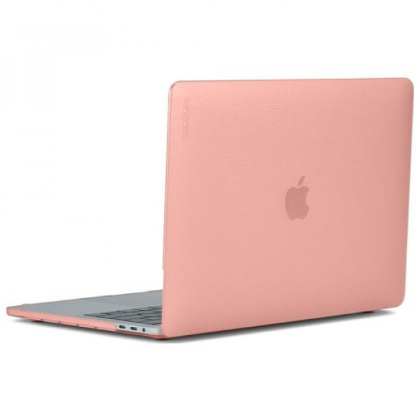 Чехол-накладка Incase Hardshell for Apple MacBook Pro 13 (2017) Rose Quartz (INMB200260-RSQ)