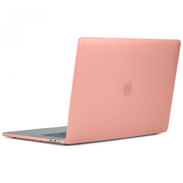 Чехол-накладка Incase Hardshell for Apple MacBook Pro 15 (2018) Rose Quartz (INMB200261-RSQ)