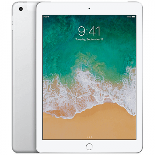 iPad Wi-Fi + Cellular 32GB Silver (MP1L2)
