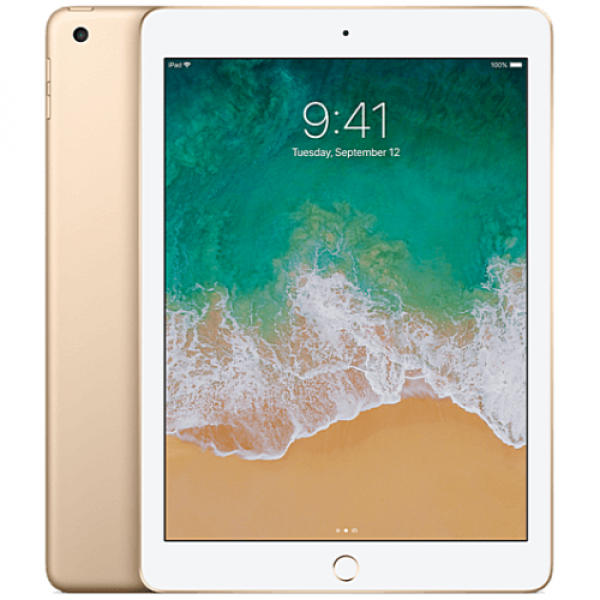 iPad Wi-Fi 32GB Gold (MPGT2)