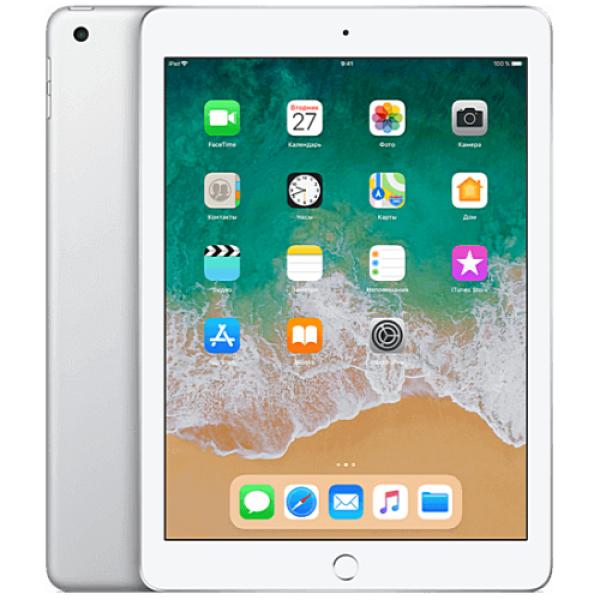 iPad Wi-FI 128GB Silver 2018 (MR7K2)