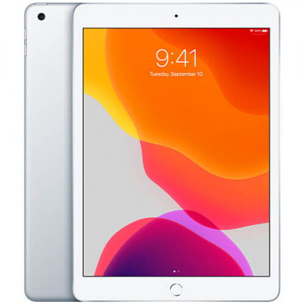 Apple iPad Wi-Fi 128GB Silver 2019 (MW782)