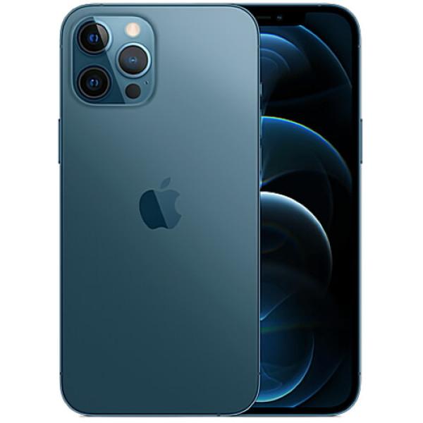 iPhone 12 Pro Max 512 Gb Pacific Blue — купить Apple iPhone 12 Pro Max 512 Гб тихоокеанский синий по низкой цене в Киеве: отзывы, характеристики - eStore