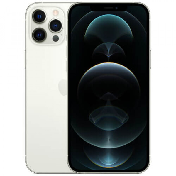 iPhone 12 Pro Max 128GB Silver (MGD83)