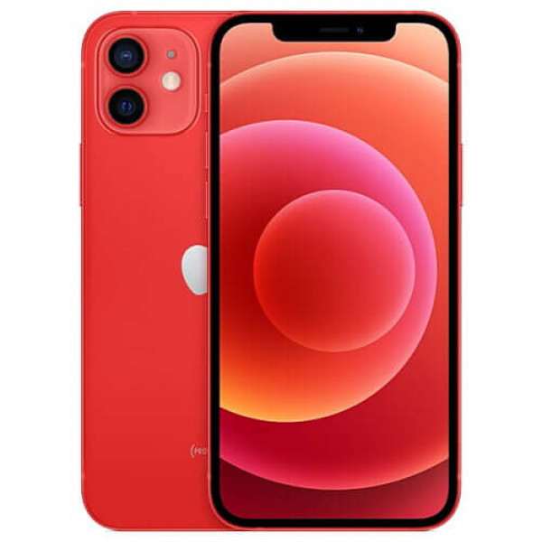 iPhone 12 64GB (PRODUCT)RED (MGJ73)