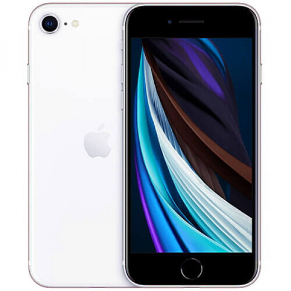 iPhone SE 2020 64GB White (MX9T2)