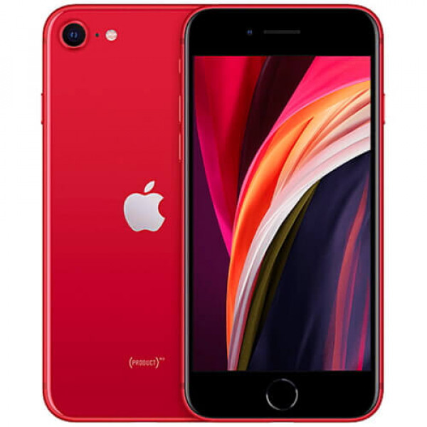 iPhone SE 2020 64GB (PRODUCT) Red (MHGR3)