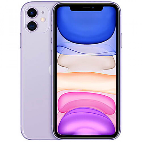 iPhone 11 128GB Purple (MWM52)
