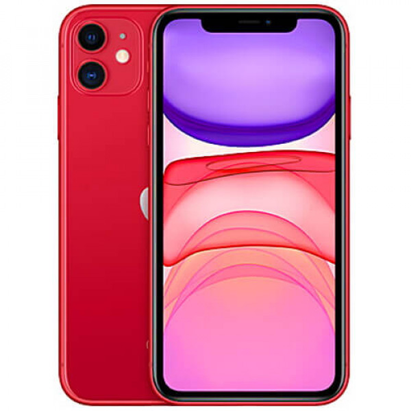 iPhone 11 128GB (PRODUCT)RED (MHD03)