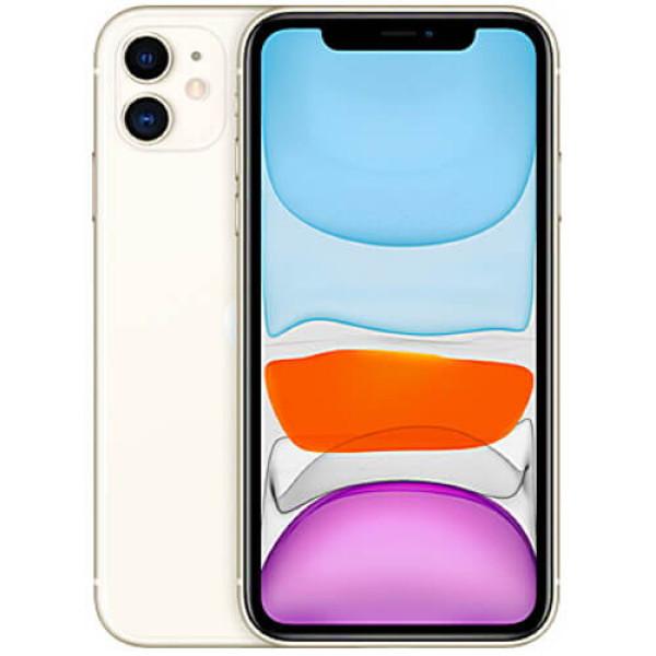 iPhone 11 128GB White (MWM22)