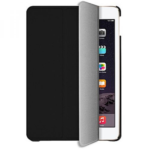 Чехол-книжка Macally Protective Case and stand for iPad 9.7'' Black (BSTAND5-B)