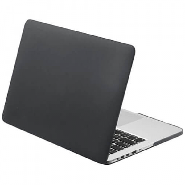 Чехол-накладка LAUT HUEX for MacBook Pro Retina 13'', black (LAUT_MP13_HX_BK)