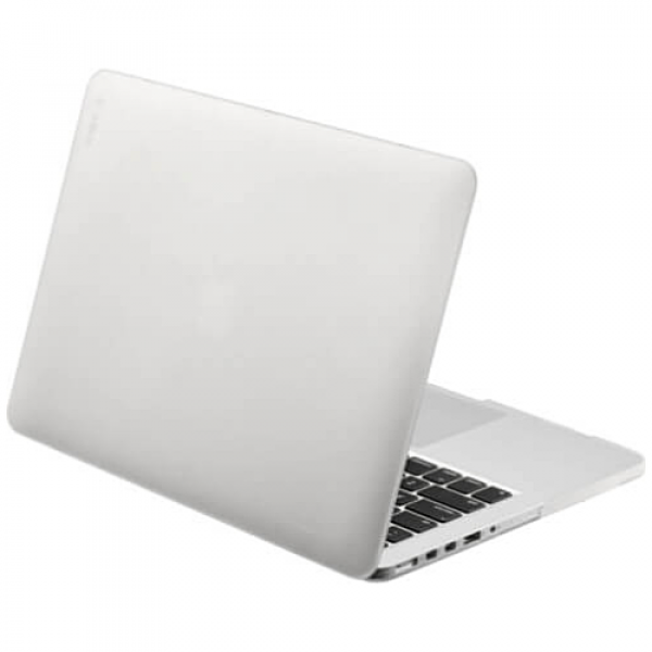 Чехол-накладка LAUT HUEX for MacBook Pro Retina 13'', frosty (LAUT_MP13_HX_F)