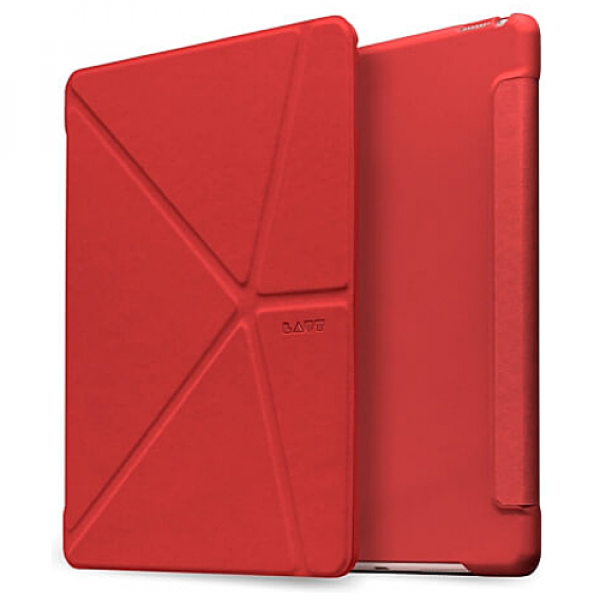 Чехол-книжка LAUT TRIFOLIO for iPad Pro 9.7'' Red (LAUT_IPA3_TF_R)