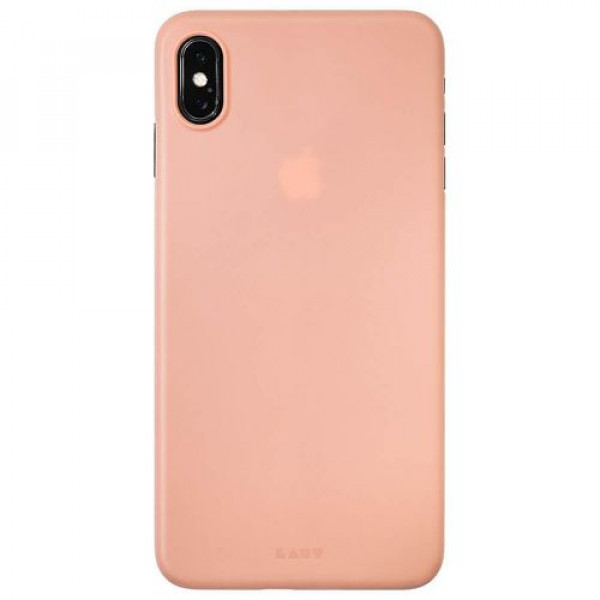 Чехол-накладка LAUT SLIMSKIN for iPhone XS Max Pink (LAUT_IP18-L_SS_P)